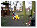 Kinderspielplatz an der Kirche