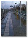 Bahnhof: neu