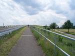 Eisenbahnbrücke Richtung Buschow