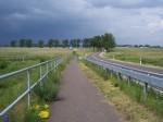 Eisenbahnbrücke Richtung Möthlow