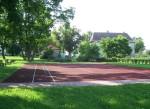 Der Tennisplatz
