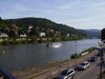 Der Neckar an der Alten Brücke